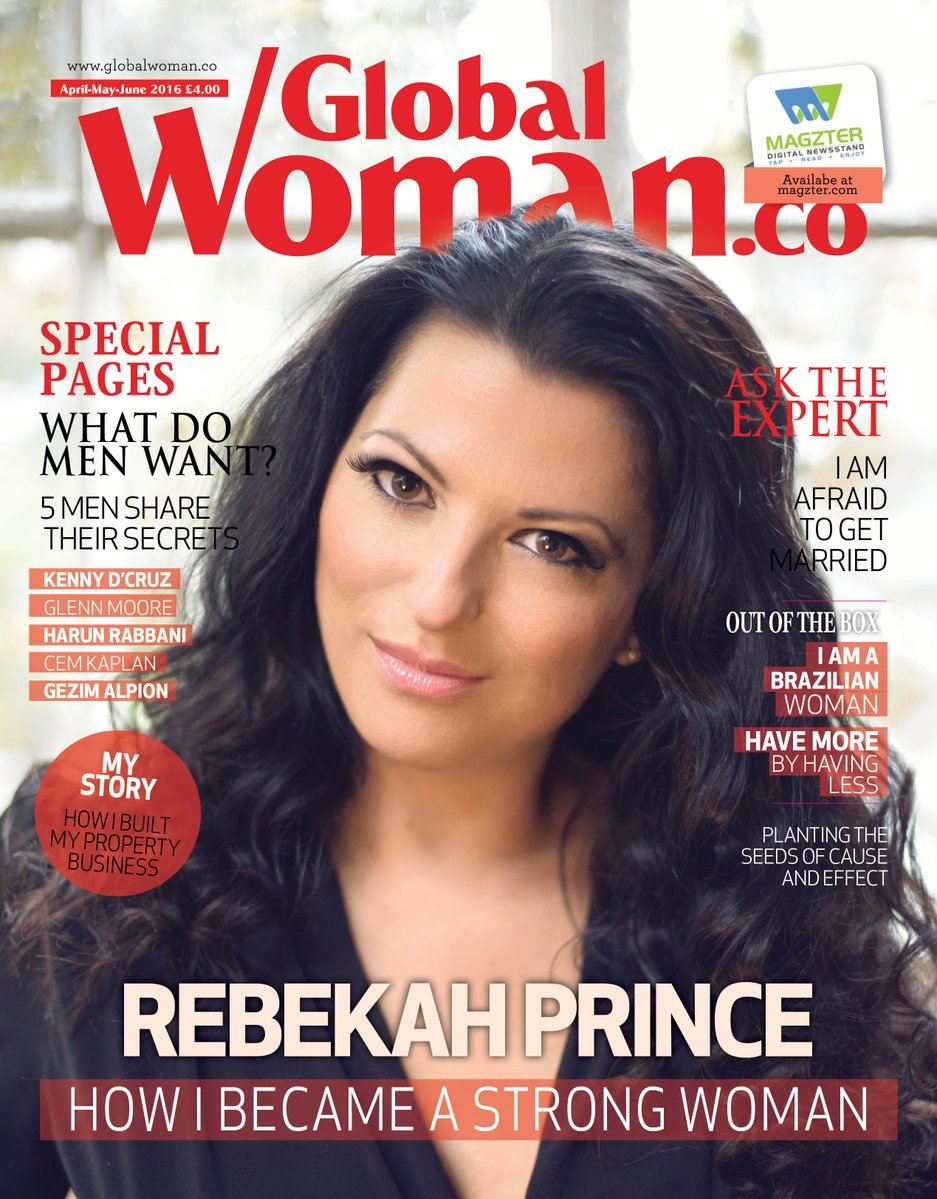 Rebekah Prince | global woman magazine