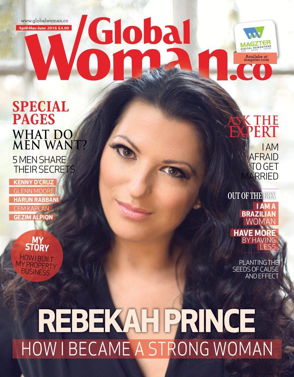Rebekah Prince | global woman magazine